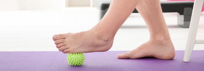 foot massage treatment